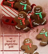 Gingerbread Guys Cookies