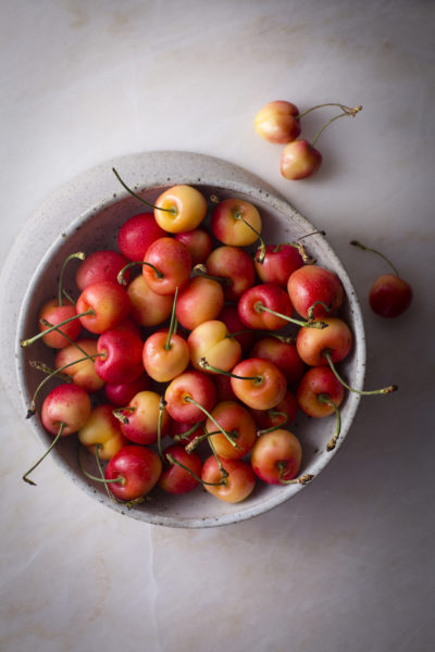 Still Life Photography – Cherries