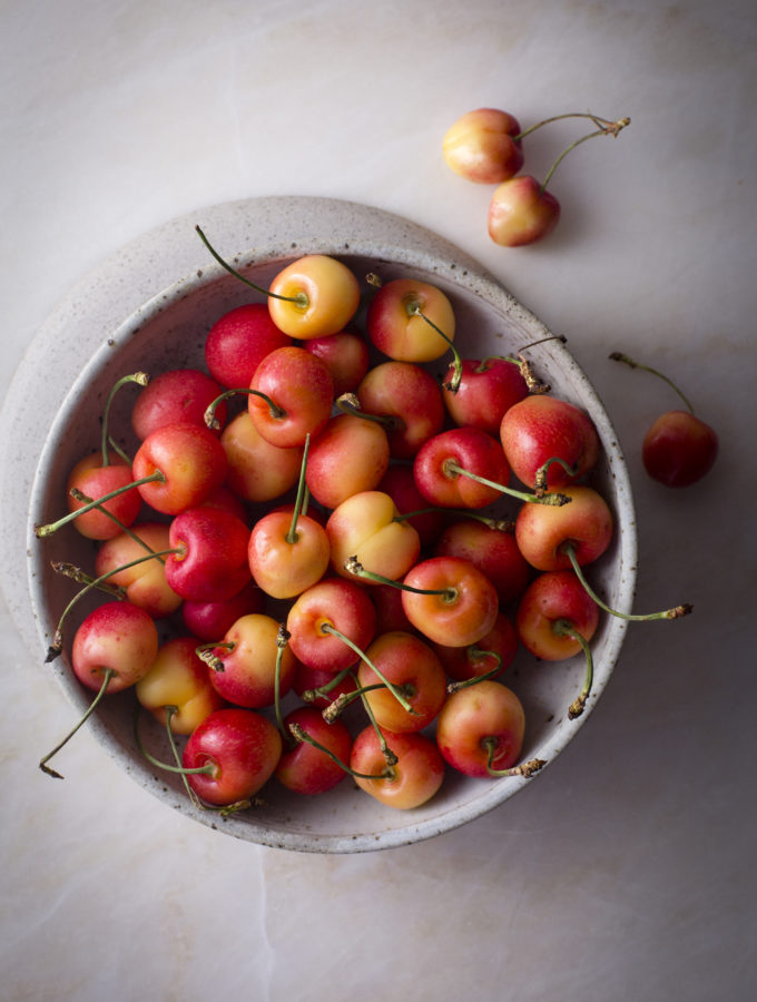 STILL LIFE PHOTOGRAPHY - CHERRIES
