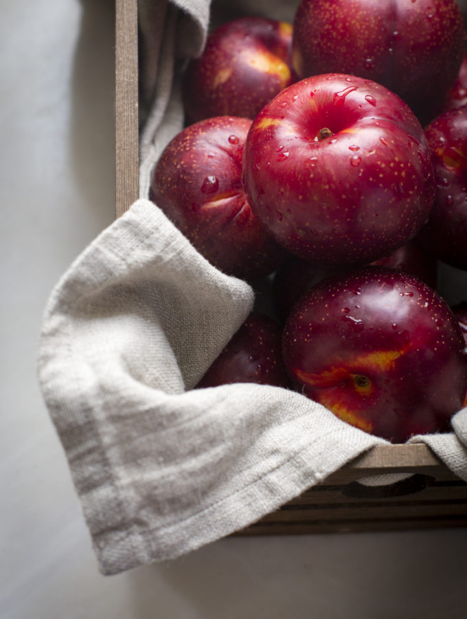 STILL LIFE PHOTOGRAPHY - PLUMS